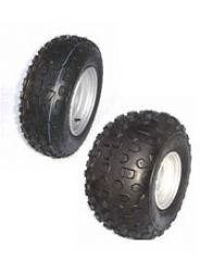TT. On/Off Road Rear Tyres, 9